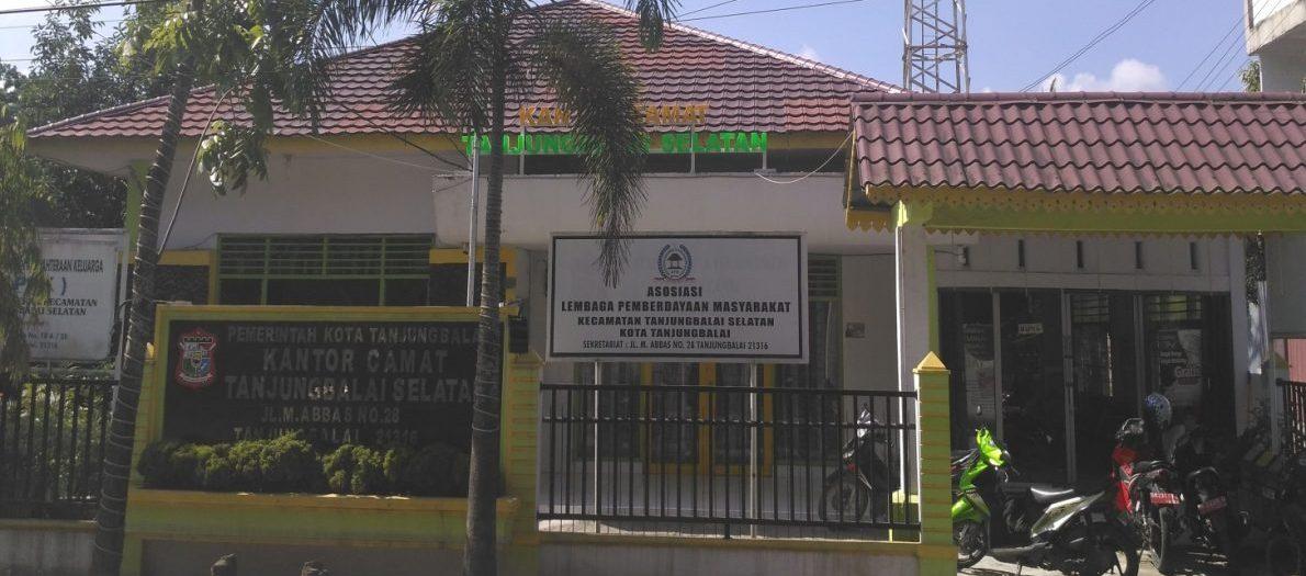 Kecamatan Tanjungbalai Selatan